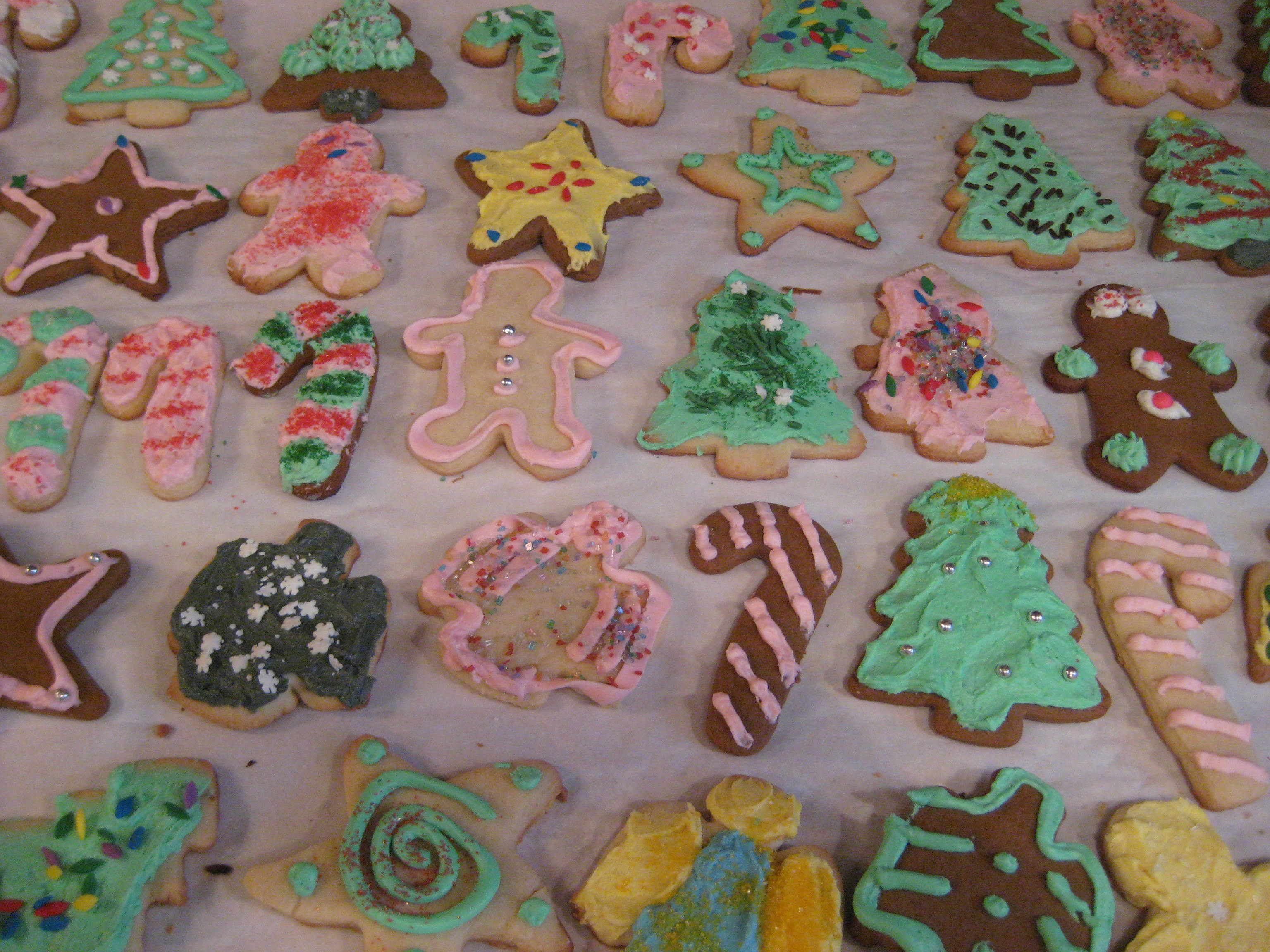cookies angel sugar cookies decorated sugar cookies pretty angel sugar ...